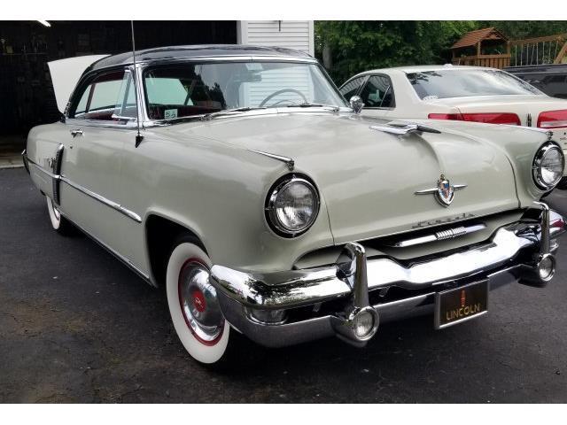 1952 Lincoln Capri (CC-1272425) for sale in Hanover, Massachusetts