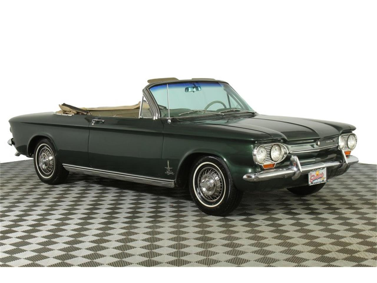 1963 Chevrolet Corvair (CC-1272427) for sale in Elyria, Ohio