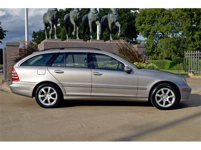 2005 Mercedes-Benz C-Class (CC-1272433) for sale in Fort Worth, Texas