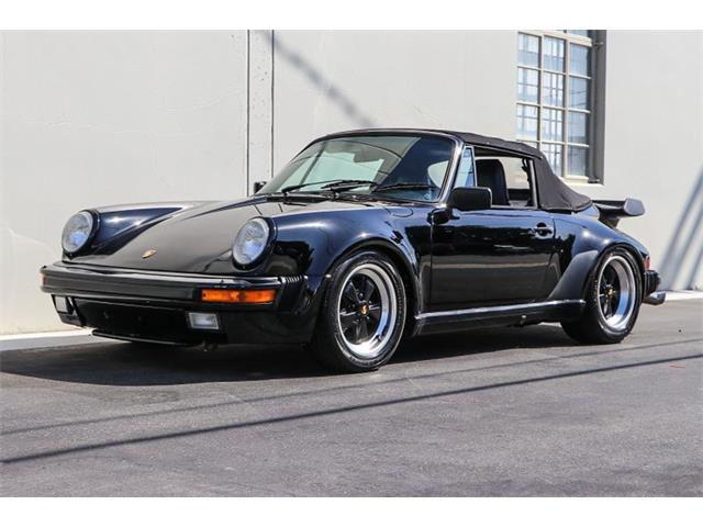 1986 Porsche 911 (CC-1272436) for sale in Costa Mesa, California