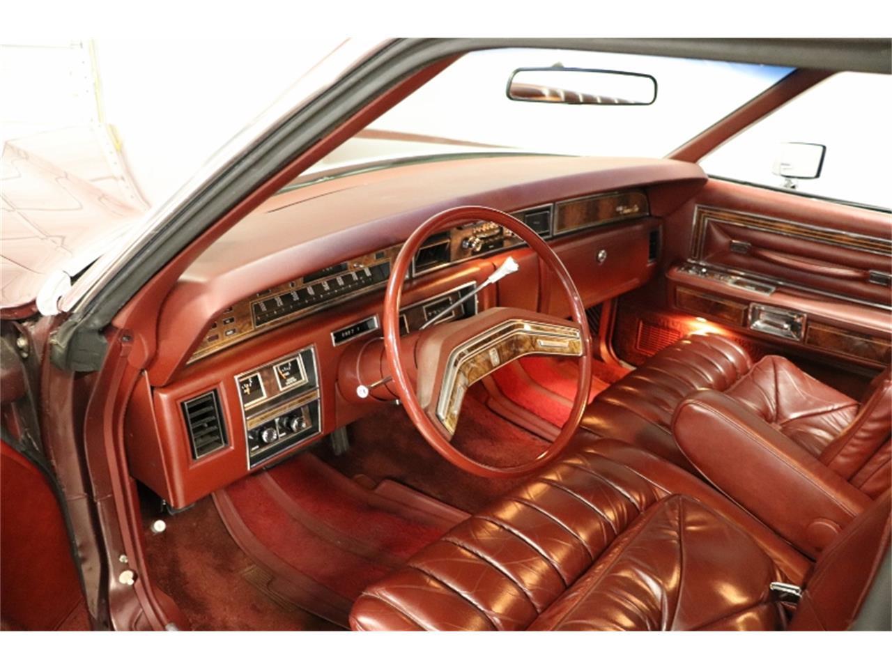 1977 Lincoln Continental (CC-1272454) for sale in Lillington, North Caarolina