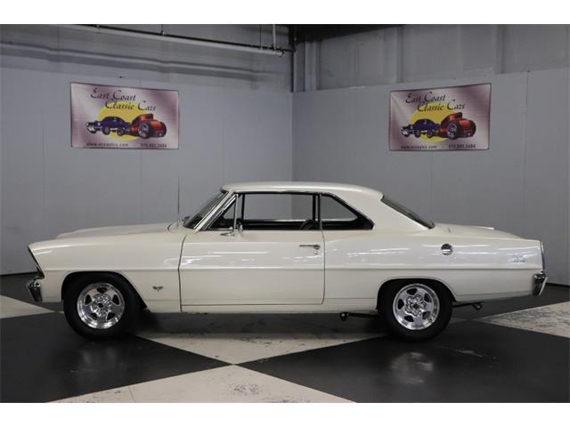 1967 Chevrolet Nova (CC-1272460) for sale in LILLINGTON, North Carolina