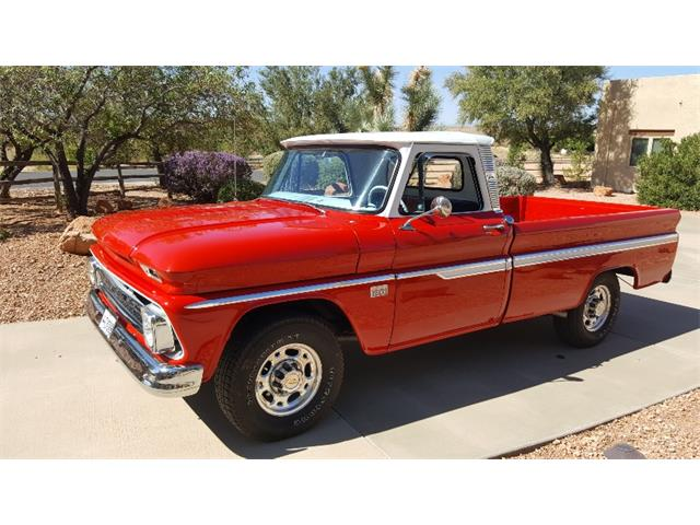 1966 Chevrolet C20 (CC-1272485) for sale in orange, California