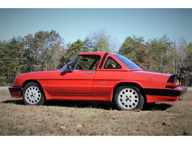 1987 Alfa Romeo Spider Quadrifoglio (CC-1272490) for sale in Amherst, Virginia