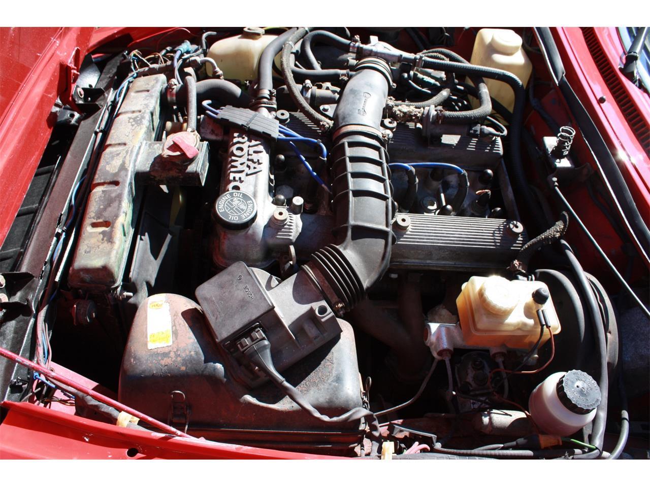 1987 Alfa Romeo Spider Quadrifoglio (CC-1272490) for sale in Amherst, Virginia