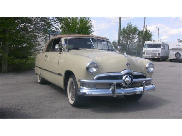 1950 Ford Convertible (CC-1272493) for sale in Cornelius, North Carolina