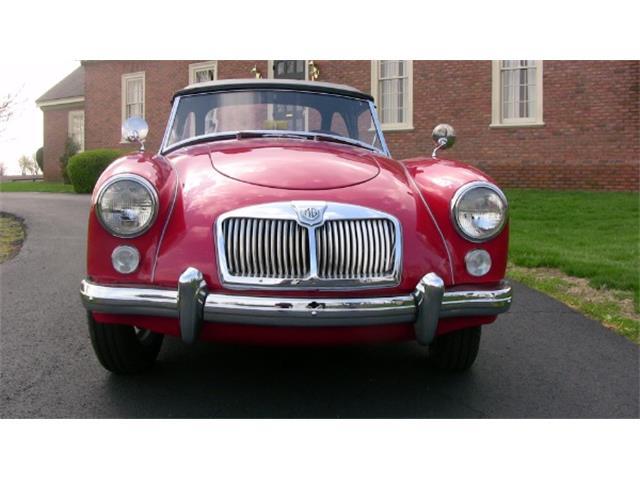 1959 MG MGA (CC-1272500) for sale in Cornelius, North Carolina