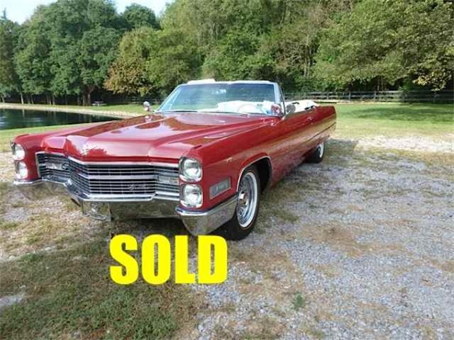 1966 Cadillac DeVille (CC-1272501) for sale in Cornelius, North Carolina