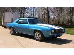 1969 Chevrolet Camaro (CC-1272503) for sale in Cornelius, North Carolina