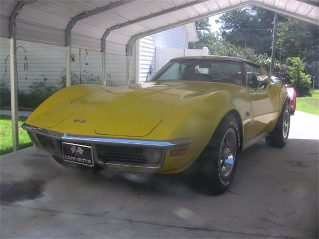 1971 Chevrolet Corvette (CC-1272504) for sale in Cornelius, North Carolina