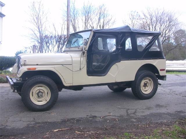 1973 Jeep CJ6 (CC-1272506) for sale in Cornelius, North Carolina