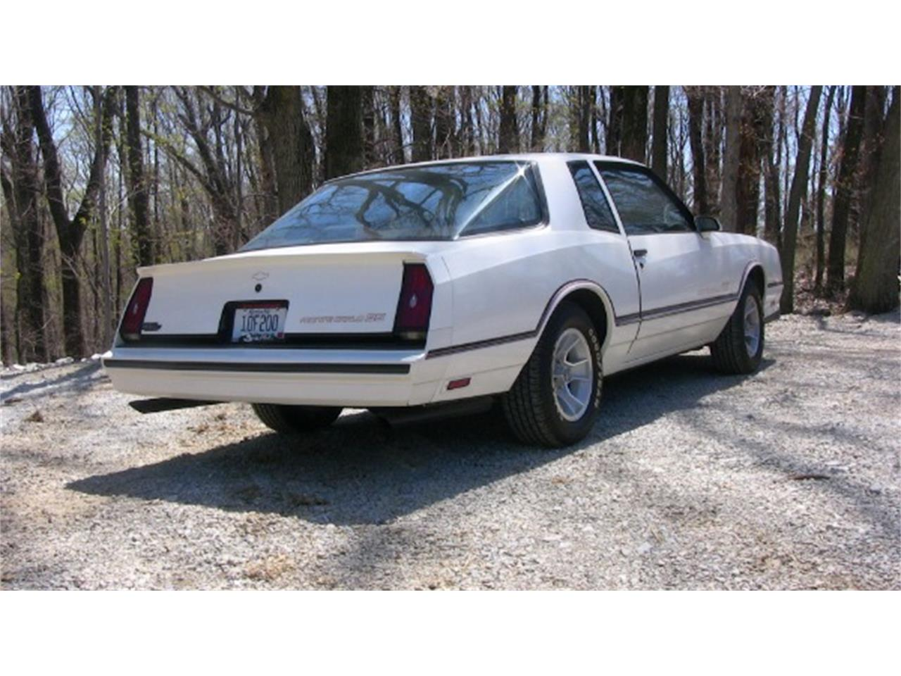 1986 Chevrolet Monte Carlo (CC-1272509) for sale in Cornelius, North Carolina