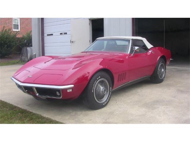 1968 Chevrolet Corvette (CC-1272517) for sale in Cornelius, North Carolina