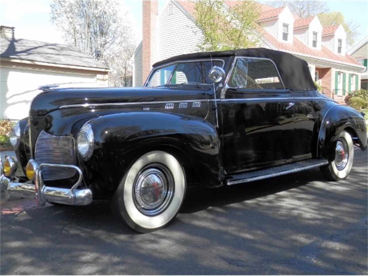 1940 DeSoto Convertible (CC-1272519) for sale in Cornelius, North Carolina
