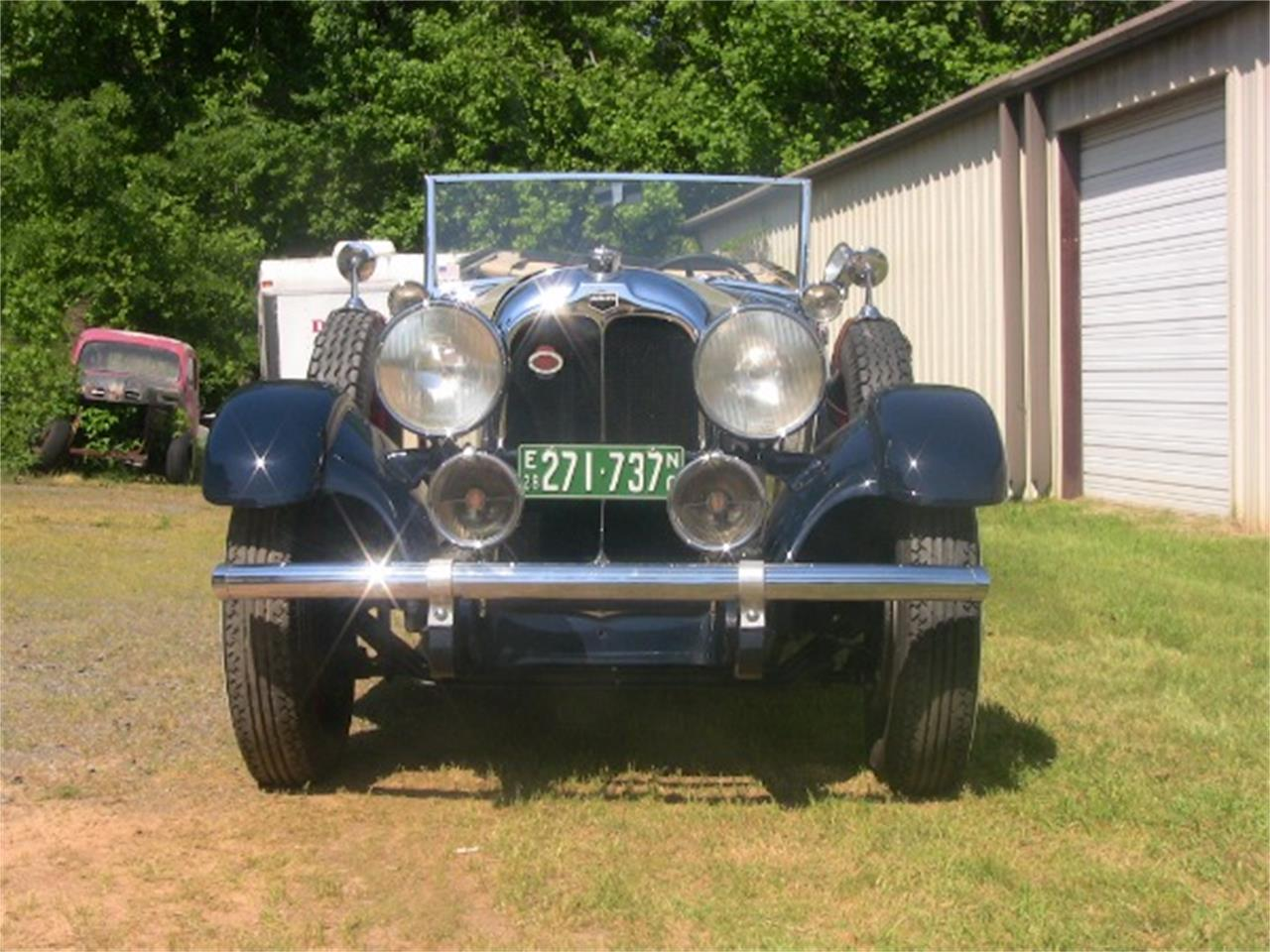 1928 Auburn Phaeton (CC-1272530) for sale in Cornelius, North Carolina