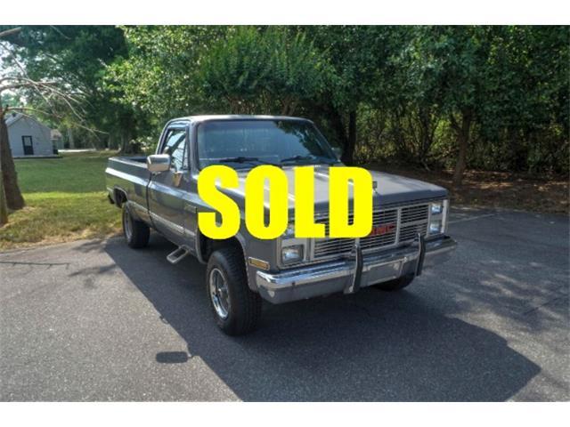 1987 GMC Sierra 1500 (CC-1272535) for sale in Cornelius, North Carolina