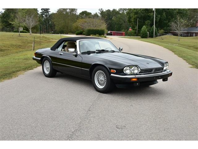 1991 Jaguar XJS (CC-1272545) for sale in Raleigh, North Carolina