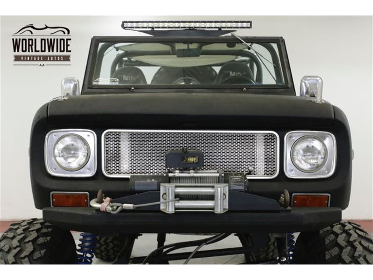 1969 International Scout (CC-1270255) for sale in Denver , Colorado