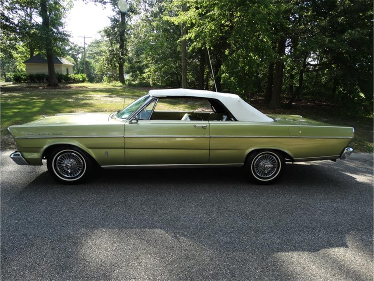 1965 Ford Galaxie 500 (CC-1272560) for sale in Wilmington, North Carolina