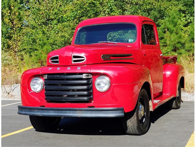 1950 Ford F1 (CC-1272564) for sale in Cumming, Georgia