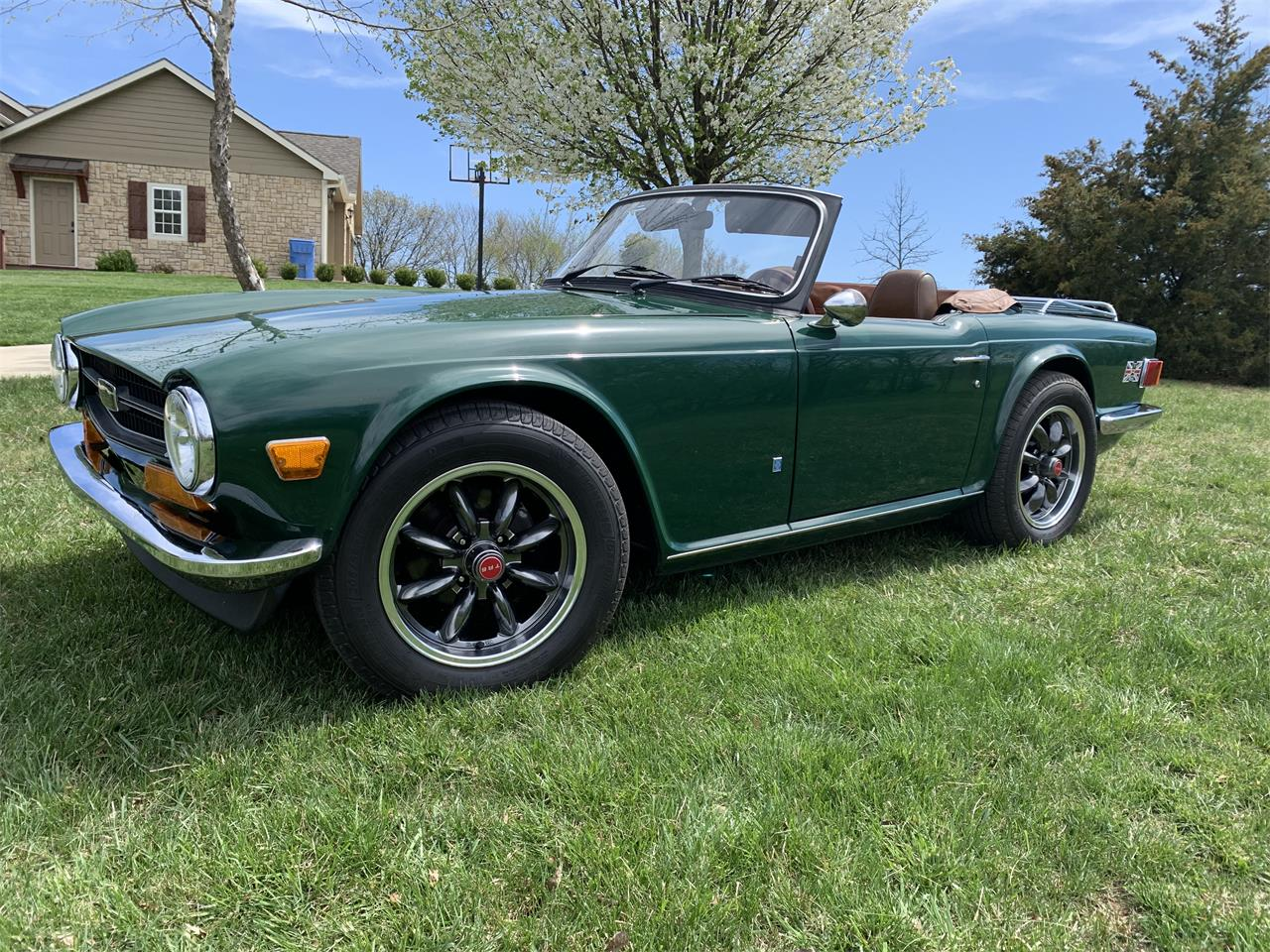 1971 Triumph TR6 (CC-1272569) for sale in Lawrence, Kansas