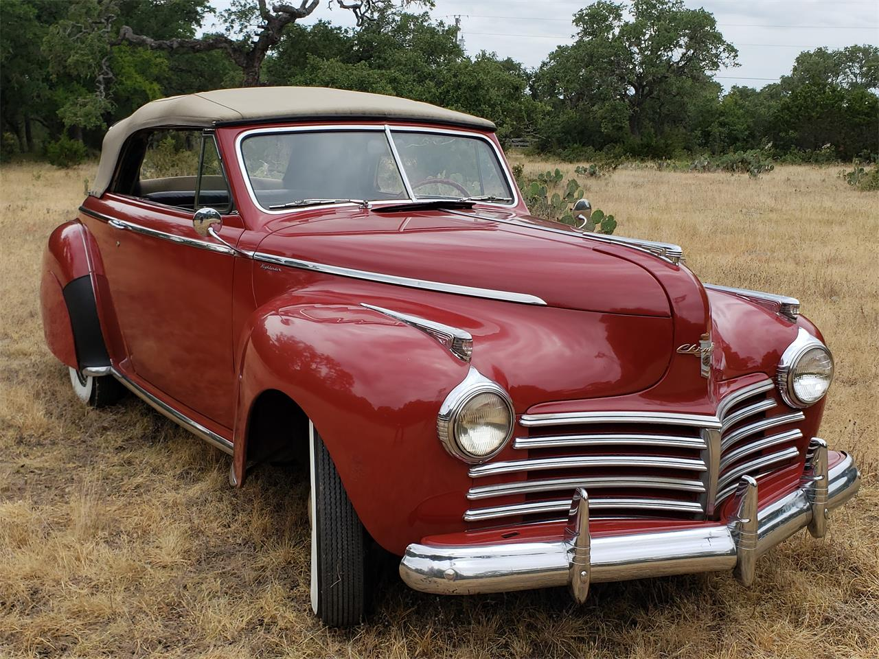 1941 Chrysler Convertible (CC-1272579) for sale in San Marcos , Texas