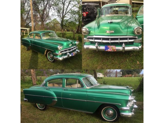 1954 Chevrolet 210 (CC-1272585) for sale in Crown Pointe, Indiana