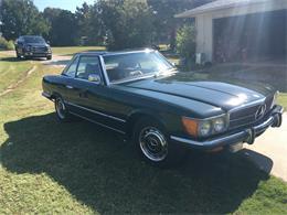 1973 Mercedes-Benz 450SL (CC-1272588) for sale in Stillwater, Oklahoma