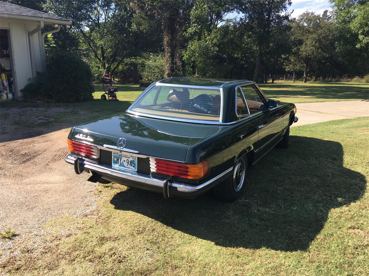 1973 Mercedes-Benz 450SL (CC-1272588) for sale in Stillwater, Oklahoma