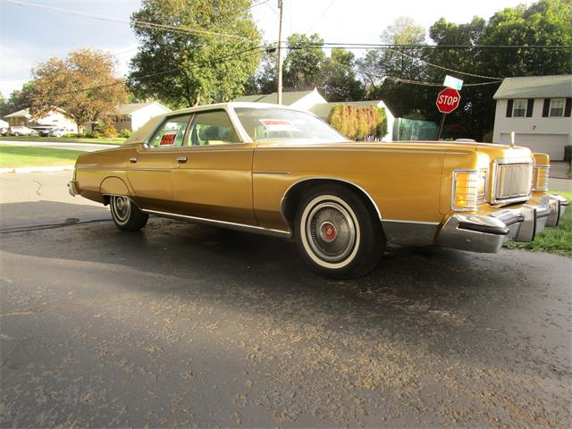 1977 Mercury Marquis (CC-1270026) for sale in Middletown, Connecticut