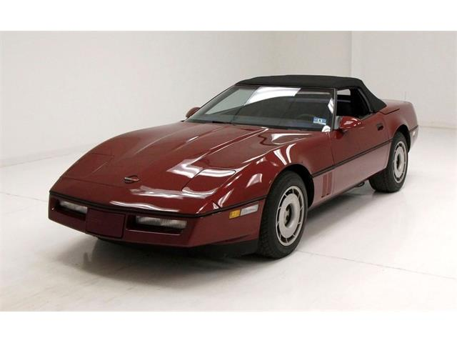 1986 Chevrolet Corvette (CC-1272600) for sale in Morgantown, Pennsylvania