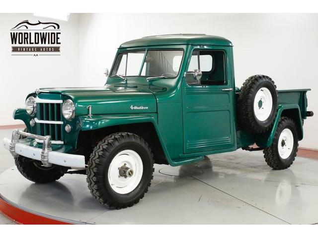 1948 Jeep Willys (CC-1272619) for sale in Denver , Colorado