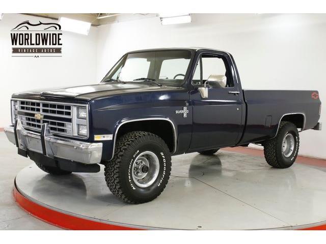 1987 Chevrolet Truck (CC-1272620) for sale in Denver , Colorado