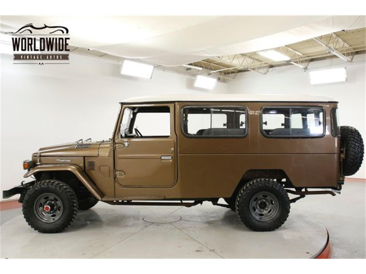 1982 Toyota Land Cruiser FJ (CC-1272623) for sale in Denver , Colorado