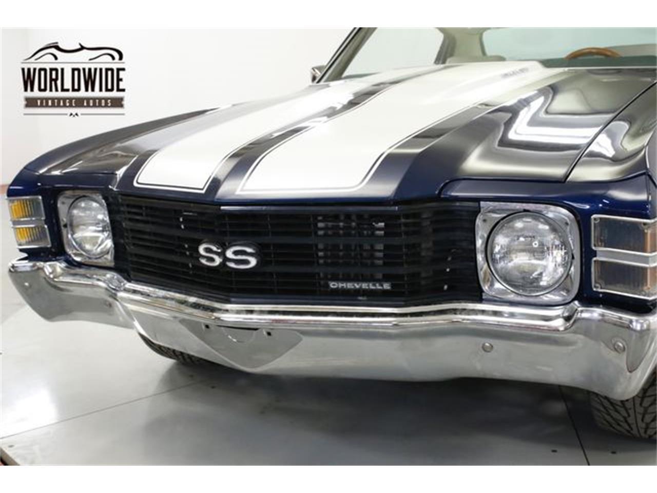 1972 Chevrolet Chevelle (CC-1272627) for sale in Denver , Colorado