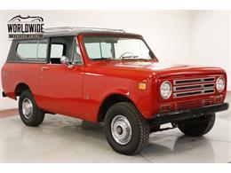 1972 International Scout (CC-1272628) for sale in Denver , Colorado