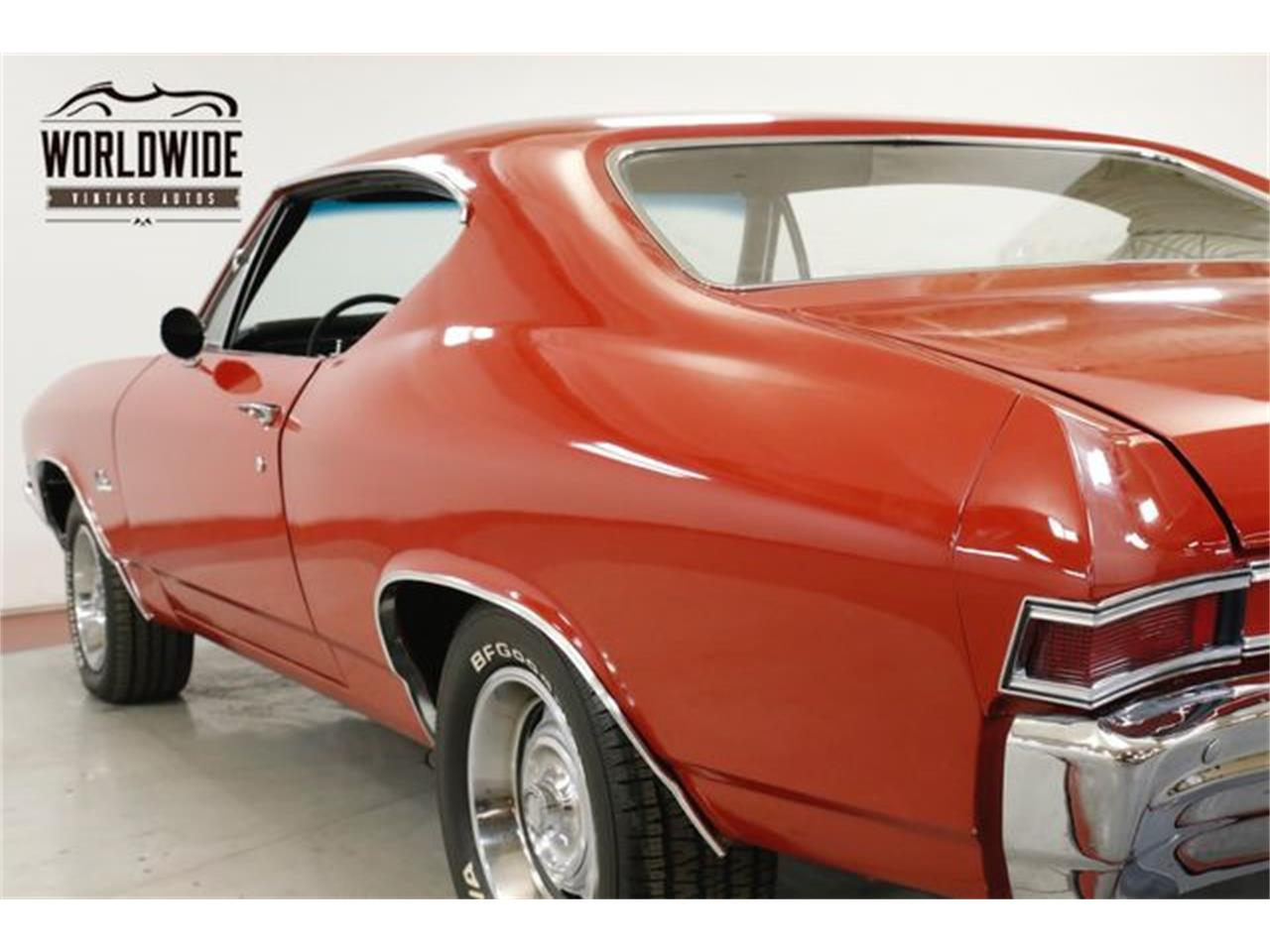 1968 Chevrolet Chevelle Malibu (CC-1272635) for sale in Denver , Colorado