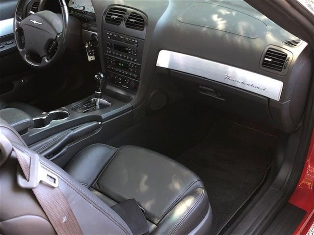 2002 Ford Thunderbird (CC-1272648) for sale in Greensboro, North Carolina