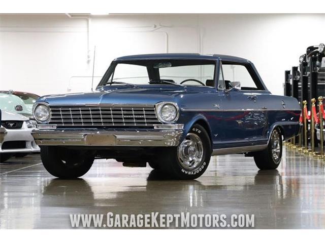 1964 Chevrolet Nova (CC-1272683) for sale in Grand Rapids, Michigan
