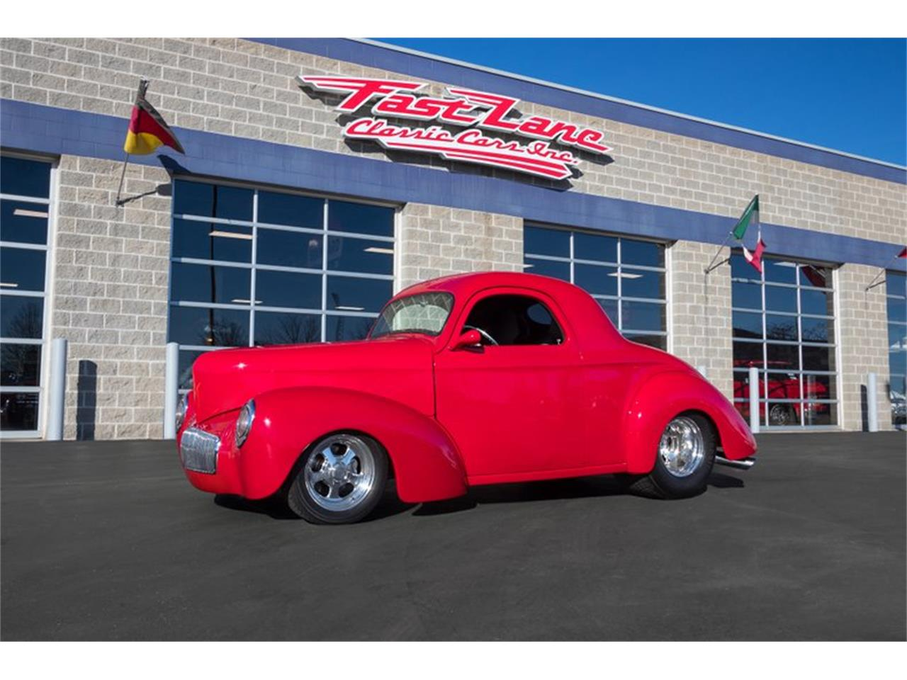 1941 Willys Coupe (CC-1272706) for sale in St. Charles, Missouri