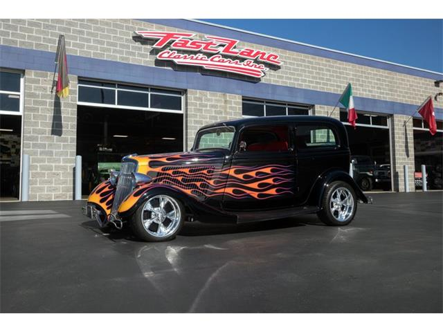 1934 Ford Tudor (CC-1272714) for sale in St. Charles, Missouri