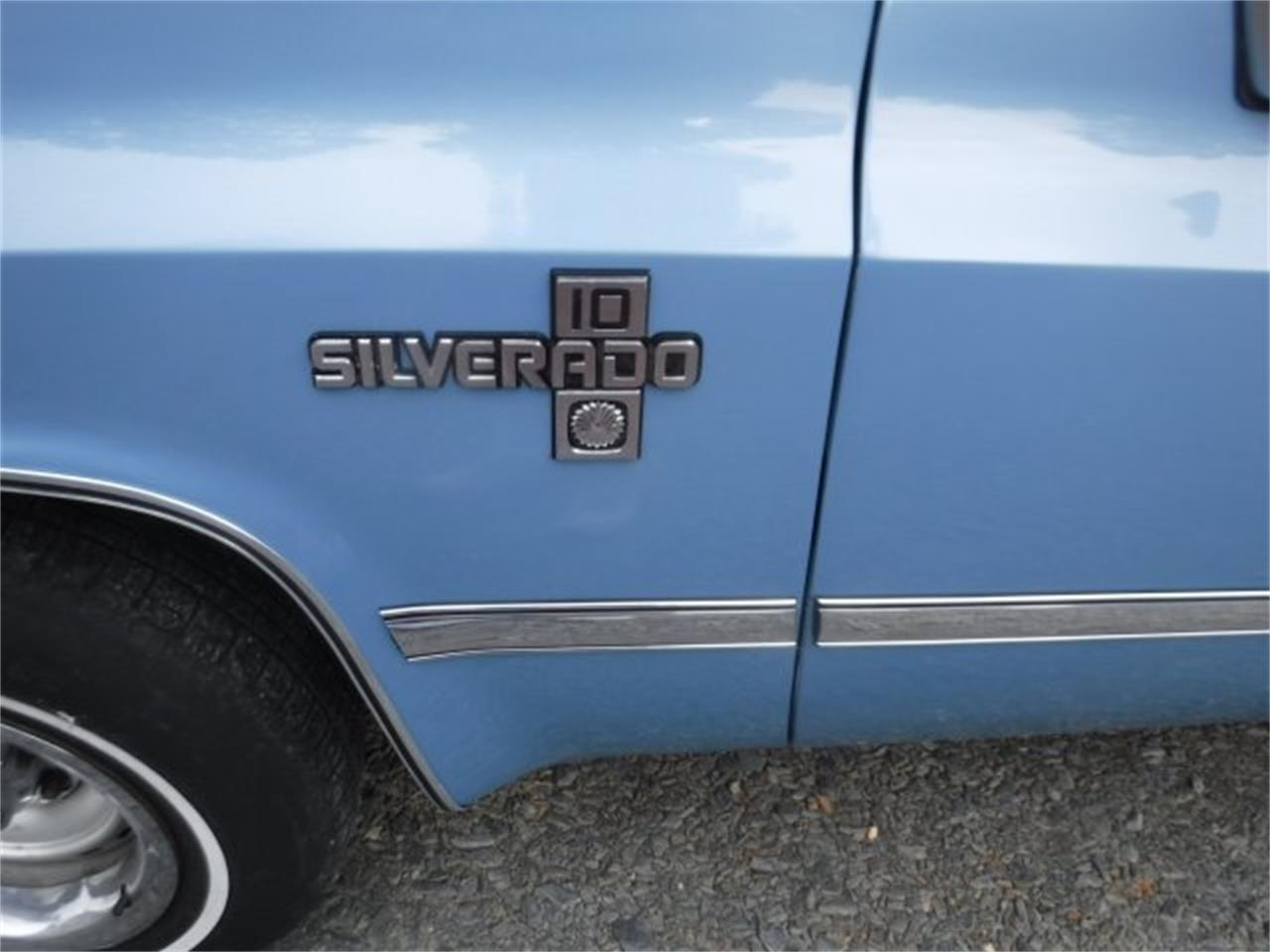 1985 Chevrolet Silverado (CC-1272761) for sale in Milford, Ohio