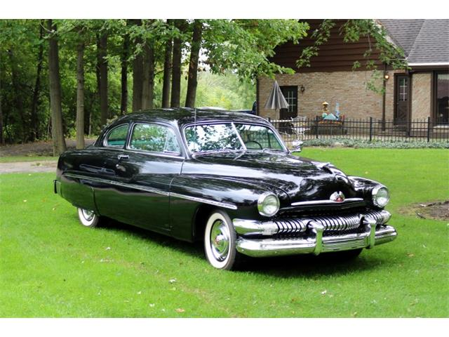 1951 Mercury 2-Dr Coupe (CC-1270028) for sale in Saginaw, Michigan