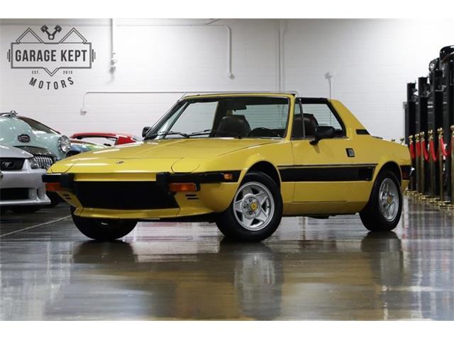 1975 Fiat X1/9 (CC-1270281) for sale in Grand Rapids, Michigan