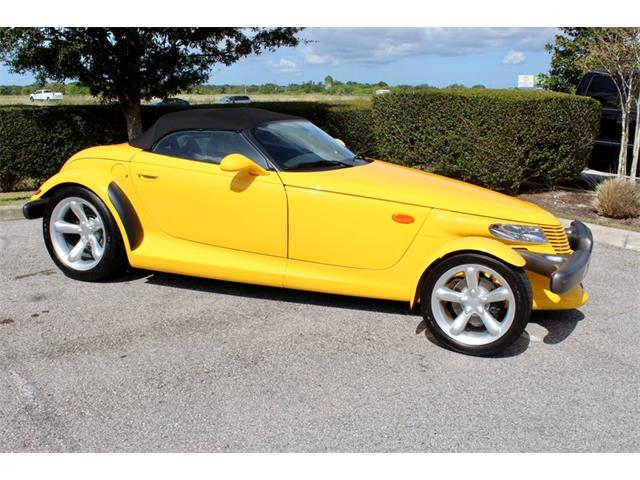 1999 Plymouth Prowler (CC-1272840) for sale in Sarasota, Florida