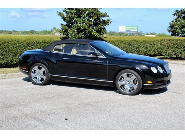 2007 Bentley Continental GTC (CC-1272845) for sale in Sarasota, Florida