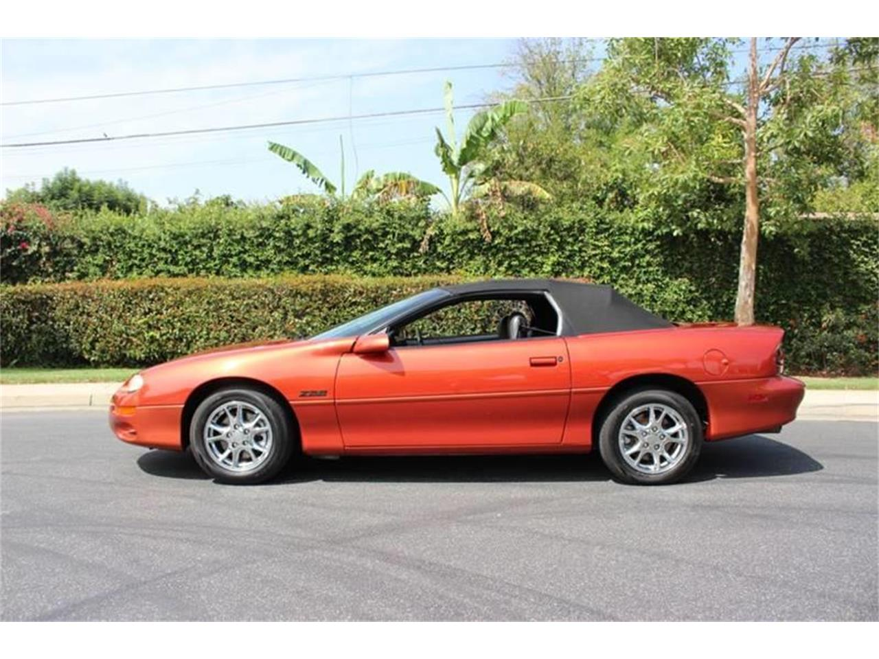 2002 Chevrolet Camaro (CC-1272886) for sale in La Verne, California
