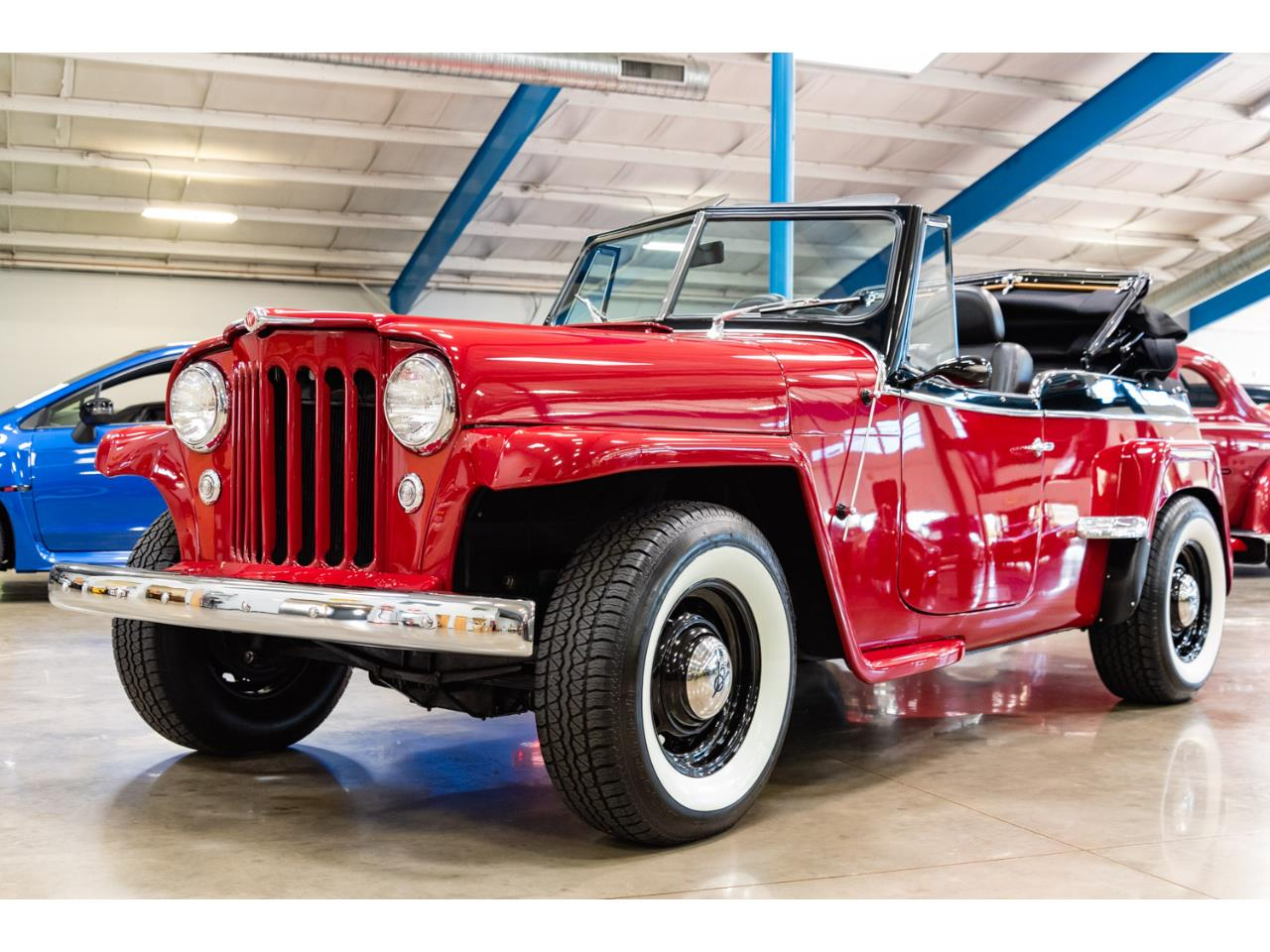 1950 Willys Jeepster (CC-1272896) for sale in Salem, Ohio