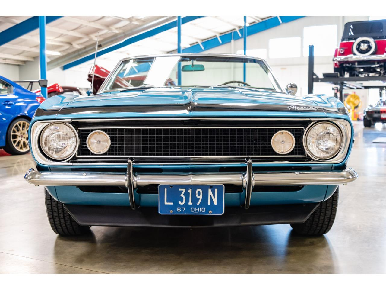 1967 Chevrolet Camaro SS (CC-1272899) for sale in Salem, Ohio