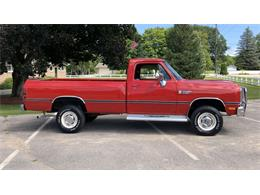 1987 Dodge D100 (CC-1272944) for sale in Maple Lake, Minnesota